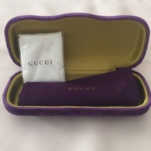 Gucci Sunglasses case